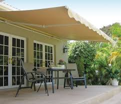 sunsetter awning motorized retractable awning outdoor deck patio awnings