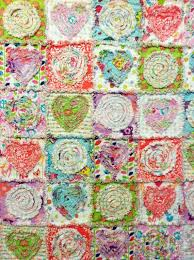 """9 best images about rag quilts on Pinterest 