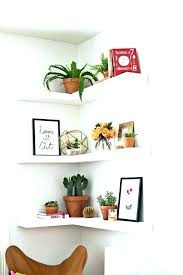 floating shelf with drawer ikea corner