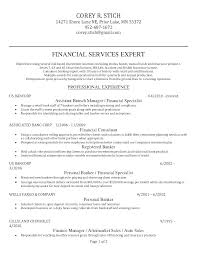 Sample Resume For Job Mesmerizing Personal Banker Sample Resume Sample Personal Banker Resume Job