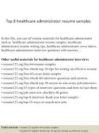 Health Administration Sample Resume Ajrhinestonejewelry Com