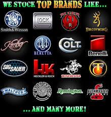 Gun Company Logos Blue Diamond Pawn Shoppe