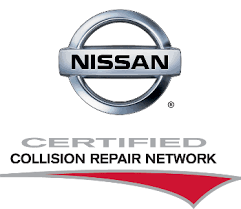 nissan logo transparent. certified nissan collision repair logo transparent