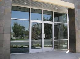 china high quality customized commercial aluminum front doors and windows china front door spring door