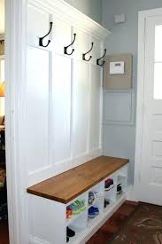 Coat Rack Systems Stunning Modular Mudroom Storage Systems Affordable Entryway Storage Bench