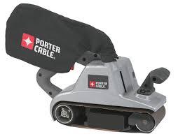 hand belt grinder. porter-cable 362v 4-inch by 24-inch variable speed belt sander - power sanders amazon.com hand grinder g