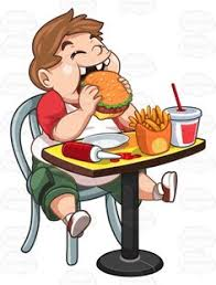 Image result for cartoon images of fat children