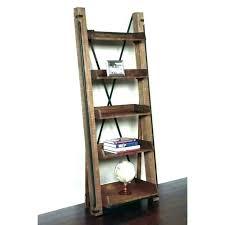 rustic ladder bookshelf rustic wood ladder rustic ladder bookshelf wooden ladder shelf fabulous rustic wooden ladder