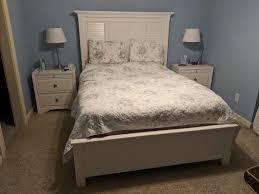 Rooms to Go Belmar White Queen Bedroom Set for Sale in Duluth, GA - OfferUp