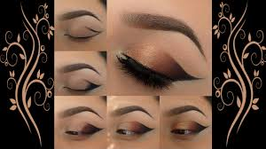 smokey eye makeup tutorial step by step gorgeous ways to apply eye makeup for yourself