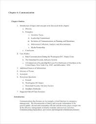 Speech Outline Sample Format Creating A Example Of Persuasive