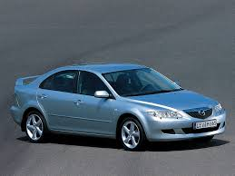 MAZDA 6/Atenza Hatchback specs - 2002, 2003, 2004, 2005 ...