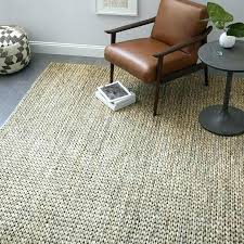 jute natural round area rug rugs furniture republic cloverleaf 9x12 warehouse handwoven casual thick