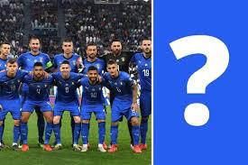 Quando si gioca Italia - Austria | data