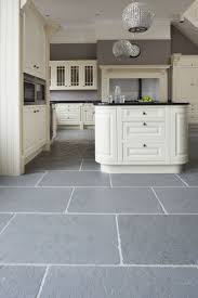 Stone Floor Tiles Kitchen Taj Grey Brushed Limestone Limestone Floor Tiles Mandarin