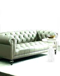 trim sofa sectional leather with gray nailhead velvet