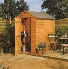 quality wooden sheds in dublin ireland