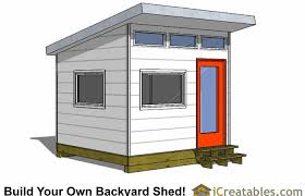 office shed plans. Back Yard Shed Designs Modern Prefab House Plans Medium Size Diy Office Studio 12x16 16x20 .
