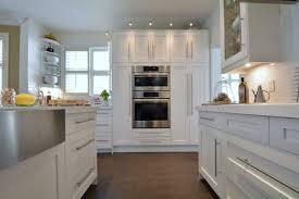 white shaker cabinet doors. Painted White Shaker Kitchen Doors For IKEA Cabinet