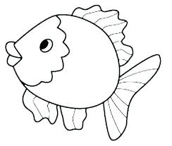 rainbow fish coloring pages printable of a best page