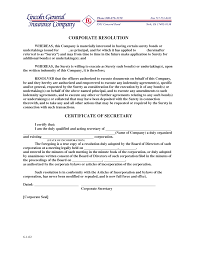 Best Photos Of Doc Of Corporate Minutes Examples Annual Corporate