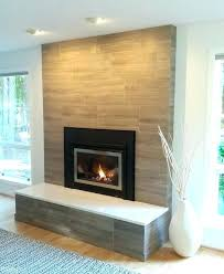 fireplace tile surround bedroom fireplace