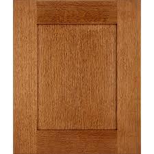 schuler cabinetry prairie 17 5 in x 14 5 in chestnut shaker cabinet sample