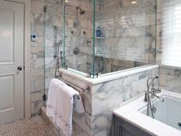 full size of ideas black bathroom marble mosaic white floor tile wall pros shower and small