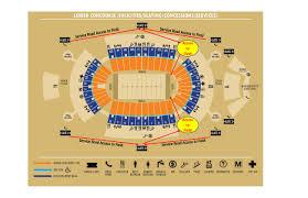 Pro Bowl 2018 Seating Chart Aloha Stadium Aloha Stadium Maps