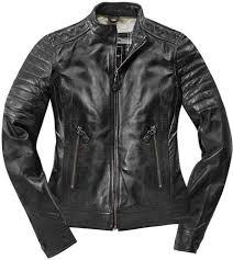 Black-Cafe London Ilam Дамы Мотоцикл Кожаная куртка - самые ...