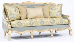 SOFA, COUCH & LOVESEAT French style sofa. Tufted luxury furniture.