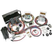 wiring harness wild horses early ford bronco parts painless 28 circuit wiring harness switches