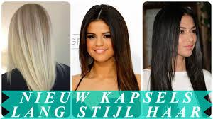 Haarstijlen Vrouwen Lizaan Haarmode