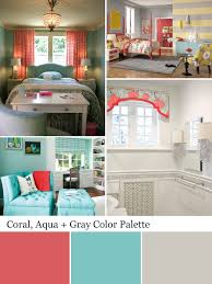 Coral Painted Rooms Coral Color Palette Coral Color Schemes Color Combos Hgtv And