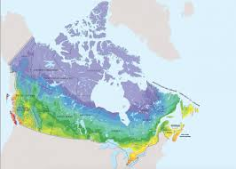 natural resources canada plant hardiness zones map 2016