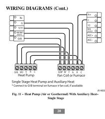 honeywell rth3100c thermostat wiring diagram solidfonts wiring diagram for honeywell thermostat auto