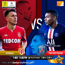 Watch AS Monaco vs PSG tonight LIVE at ...