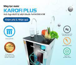 Máy Lọc Nước RO Karofi Plus