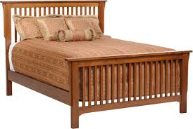 Oak Mission Platform Bed A Timeless Classic Within Style Frame Ideas ...