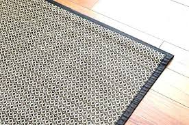 washable area rugs latex backing the brilliant popular woven bamboo rug feet x natural and print backin