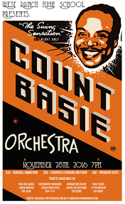 Image result for count Basie orchestra