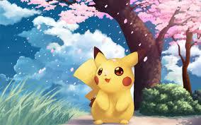 Cute Pikachu Wallpapers - HD Wallpapers ...