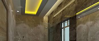 bathroom false ceiling gypsum board drywall plaster saint gobain gyproc india