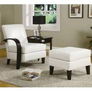 Accent Chairs with Ottomans