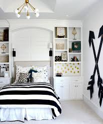 White teenage girl bedroom furniture Antique Black And White Teen Bedroom Pinterest Black And White Teen Bedroom Bedroom In 2019 Bedroom Girls