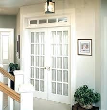 interior sliding french doors reviews home depot shocking 3 panel patio door double custom