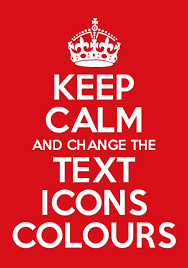 How To Make A Keep Calm Poster Keep Calm Customised Poster