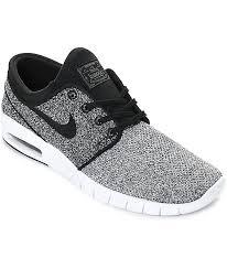 nike shoes white and black high top. nike sb janoski max white, black \u0026 dark grey skate shoes white and high top