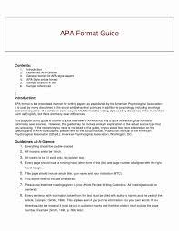 Apa 6 Sample Paper 10 Apa Format Paper Example Riot Worlds