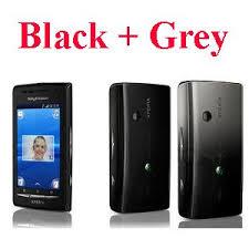 sony ericsson xperia x8. sony ericsson xperia x8/e15i (black)(black+grey 2 back covers sony ericsson xperia x8 o